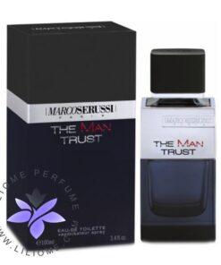 عطر ادکلن پارفومز مارکو سروسی د من تراست | Parfums Marco Serussi The Man Trust