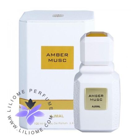 عطر ادکلن اجمل امبر ماسک | Ajmal Amber Musc