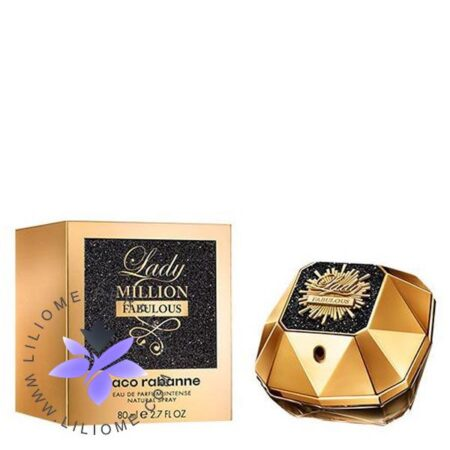 عطر ادکلن پاکورابان لیدی میلیون فابولوس | Paco rabanne Lady Million Fabulous