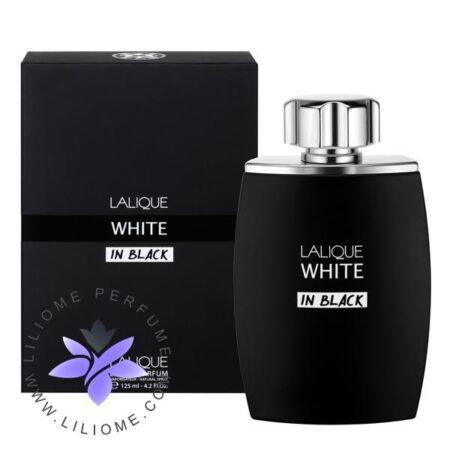 عطر ادکلن لالیک وایت این بلک | Lalique White in Black