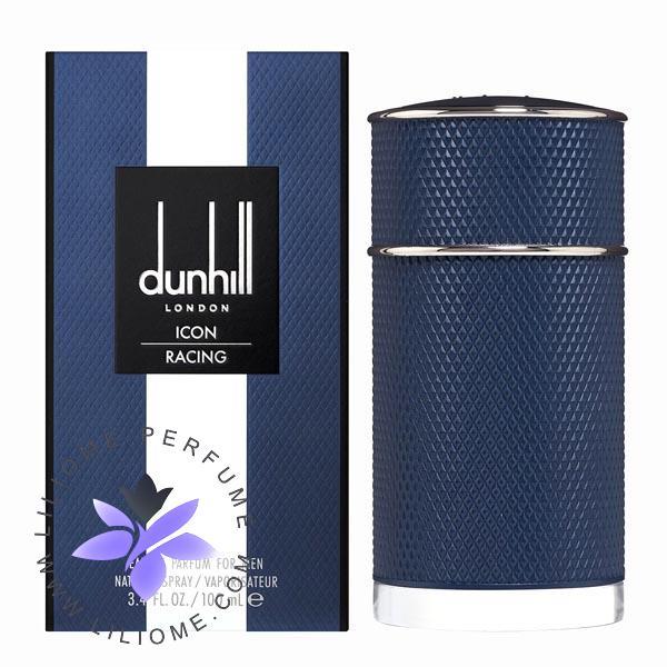 عطر ادکلن دانهیل آیکون ریسینگ بلو-آبی   Dunhill Icon Racing Blue