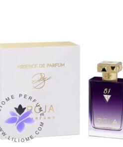عطر ادکلن روژا داو 51 اسنس د پارفوم زنانه | Roja Dove 51 Pour Femme Essence De Parfum