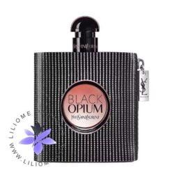 عطر ادکلن ایو سن لورن بلک اوپیوم کریستال جکت | Yves Saint Laurent Black Opium Crystal Jacket