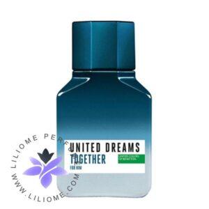 عطر ادکلن بنتون یونایتد دریمز توگدر مردانه | Benetton United Dreams Together for Him