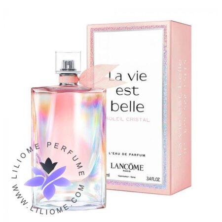 عطر ادکلن لانکوم لا ویه است بله سولیل کریستال | Lancome La Vie Est Belle Soleil Cristal