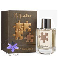 عطر ادکلن ام میکالف پازل شماره 2   M. Micallef Puzzle No. 2