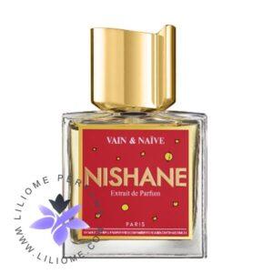 عطر ادکلن نیشانه واین اند نایو | Nishane Vain & Naïve