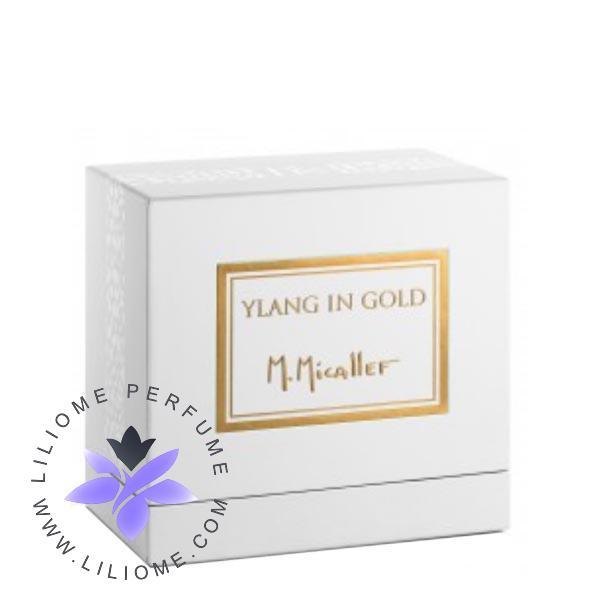 عطر ادکلن ام میکالف یلانگ این گلد نکتار   M. Micallef Ylang in Gold Nectar