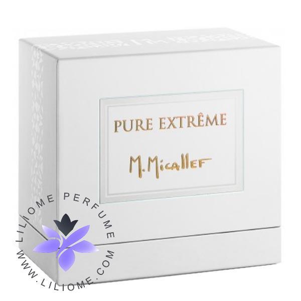 عطر ادکلن ام میکالف پیور اکستریم نکتار | M. Micallef Pure Extreme Nectar