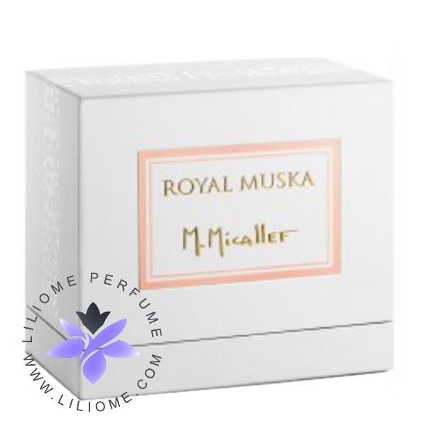 عطر ادکلن ام میکالف رویال ماسکا نکتار | M. Micallef Royal Muska Nectar
