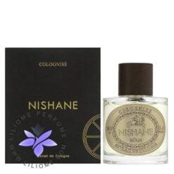 عطر ادکلن نیشانه سافران کولونایز   Nishane Safran Colognise