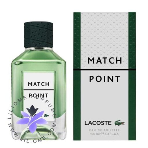 عطر ادکلن لاگوست مچ پوینت | Lacoste Match Point
