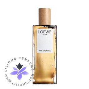 عطر ادکلن لووه- لوئوه آورا لووه پینک مگنولیا   Loewe Aura Loewe Pink Magnolia