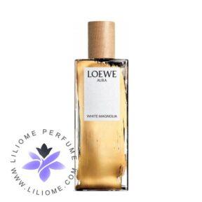 عطر ادکلن لووه- لوئوه آورا وایت مگنولیا   Loewe Aura White Magnolia