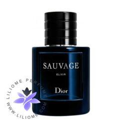 عطر ادکلن دیور ساواج الکسیر   Dior Sauvage Elixir