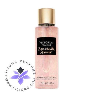 بادی اسپلش ویکتوریا سکرت بیر وانیلا اکلیلی | Victoria's Secret Body Splash Bare Vanilla Shimmer