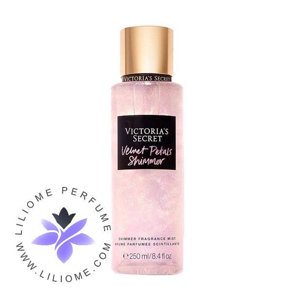 بادی اسپلش ویکتوریا سکرت ولوت پتالز شیمر   Victoria's Secret Body Splash Velvet Petals Shimmer